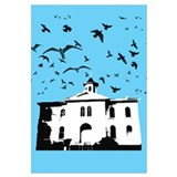 the birds (sky blue)