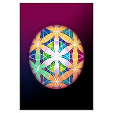 Holographic Awareness Icon, 16x20