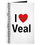 I Love Veal Journal