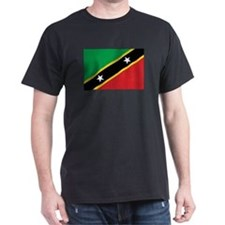 St. Kitts and Nevis Flag T-Shirt