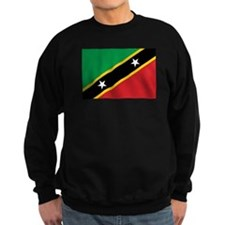 St. Kitts and Nevis Flag Sweatshirt
