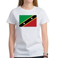 St. Kitts and Nevis Flag Tee