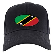 St. Kitts and Nevis Flag Baseball Hat