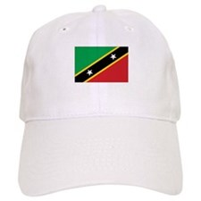 St. Kitts and Nevis Flag Baseball Cap