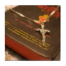 Missal Tile Coaster