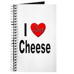 I Love Cheese Journal