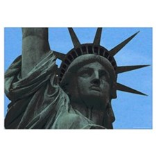 "Statue of Liberty ""watercolor"""