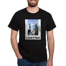 I Love P-Town T-Shirt