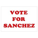 Vote for Sanchez