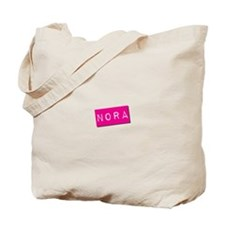 Nora Punchtape Tote Bag