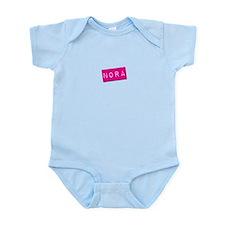 Nora Punchtape Infant Bodysuit