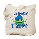 Little Monster Tanner Tote Bag