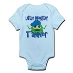 Little Monster Tanner Infant Bodysuit