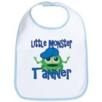 Little Monster Tanner Bib