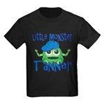 Little Monster Tanner Kids Dark T-Shirt