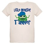 Little Monster Tanner Organic Kids T-Shirt