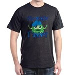Little Monster Tanner Dark T-Shirt