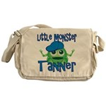 Little Monster Tanner Messenger Bag