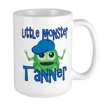 Little Monster Tanner Large Mug