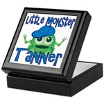 Little Monster Tanner Keepsake Box