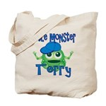 Little Monster Terry Tote Bag