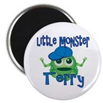 Little Monster Terry Magnet
