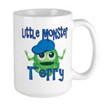 Little Monster Terry Large Mug