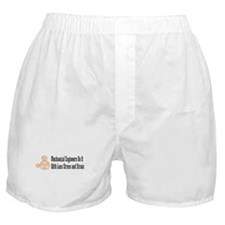 Mechanical Engineers Boxer Shorts