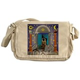 King Solomon's Temple Messenger Bag