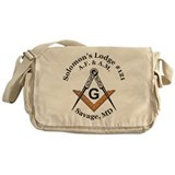 Solomon's Lodge #121 Messenger Bag