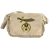 Shrine Semitar Messenger Bag