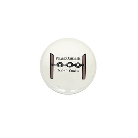 Polymer Chemists Mini Button (10 pack)