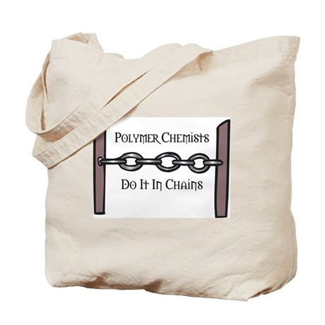 Polymer Chemists Tote Bag