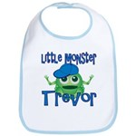 Little Monster Trevor Bib