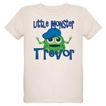 Little Monster Trevor Organic Kids T-Shirt