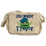 Little Monster Trevor Messenger Bag