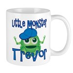 Little Monster Trevor Mug