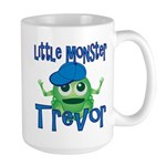 Little Monster Trevor Large Mug