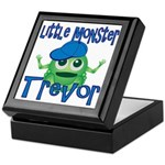 Little Monster Trevor Keepsake Box