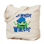 Little Monster Walter Tote Bag