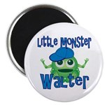 Little Monster Walter Magnet