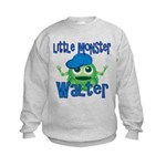 Little Monster Walter Kids Sweatshirt