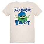 Little Monster Walter Organic Kids T-Shirt