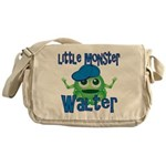 Little Monster Walter Messenger Bag