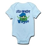 Little Monster Wayne Infant Bodysuit