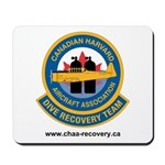 CHAA Recovery Team Mousepad
