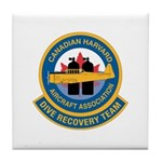 CHAA Recovery Team Tile Coaster