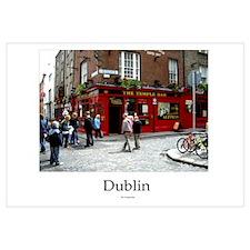Funny Irish bar Wall Art
