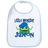 Little Monster Jaxon Bib