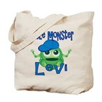 Little Monster Levi Tote Bag